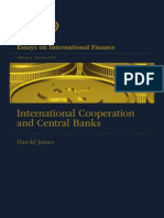 James - International Cooperation and Central Banks