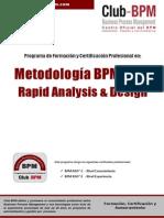 Folleto Programa BPMRAD