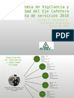 Portafolio AVISEC LTDA_2010
