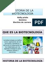 Seminario de Bioctenologia
