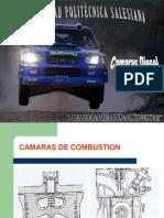 Camaras de Combustion Diesel