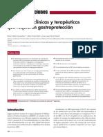 Condiciones de Gastroprotección