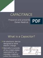 13. Capacitance
