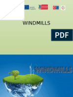 Windmills TK Comenius