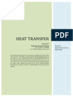 Heat Transfer 0300 - Forced Convection on a Horizontal Flat Plate