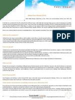Fact Sheet Ebola