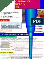 Datos y Señales Analogicas y Digitales