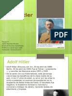 Líder Hitler