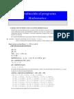 Resolucion Numérica de Ecuaciones Diferenciales
