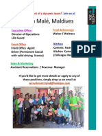 Recruitment Poster - 23 June 2015