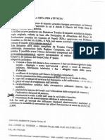 Comune Di NAPOLI Documenti Richiesta Nulla Osta Acustico