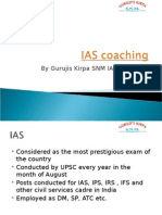 SNM Academy - IAS Coaching in Chandigarh