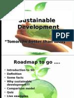 Sustainable Development. Unit4