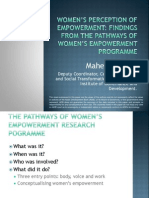 Women's Perception of Empowerment-Findings from the Pathways of Women's Empowerment Program by Maheen Sultan.pdf