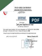 sertifikat PANITIA KEGIATAN RAMADHAN 1432 H.docx