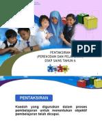 07-Pelaporan DSKP Sains Tahun 6