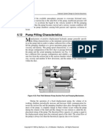 Hydraulic Pump Suction Characterstics