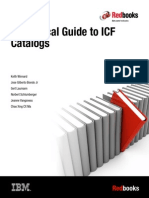 Zos ICF Catlaog overview
