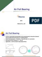 Airfoil Bearings