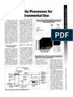 Catalytic Processes for Environmental Use