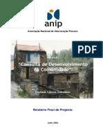 ANIP - Relatório