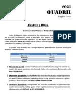 021 - Anatomy Book - Inevarção Dos Músculos Do Quadril
