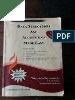 Data Structures and Algorithms Made Easy - Narasimha Karumanchi