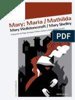 Mary Shelley Mathilda