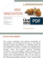 C1 Managing Innovation (PPT)