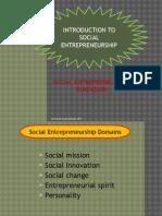 Social entrepreneurship topic2
