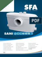 Saniaccess3 452 Web Notice Livret
