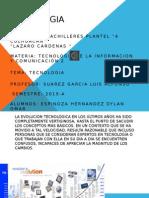Tecnologia Presentacion