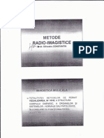 Metode Radio Imagistice