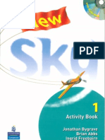 New Sky Activity Book 1