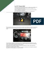 Cambio de Aceite XTZ Teneré 660