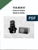 YaesuG450