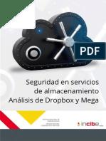 Incibe Seguridad Almacenamiento Dropbox Mega