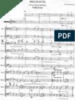 167106597 Shostakovich Prelude 2 Cellos Facil