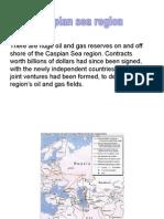 Caspian Sea Oil Resources