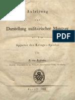 Reisswitz 1824