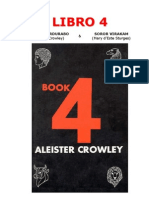 Libro 4 Meditacion Parte I Aleister Crowley