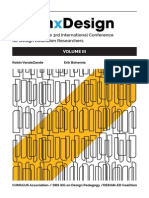 Proceedings of the 3rd International Conference for Design Education Researchers (volume 3)