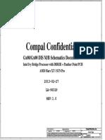 Compal La-9631p r1.0 Schematics