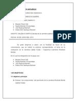 Expo de caminos II CALICATA y SEÑALES DE TRANSITO