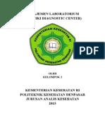 Paper Manajemen Laboratprium NDC