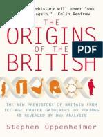 The Origins of the British a Genetic de - Stephen