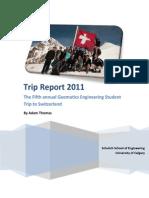 Switzerland Report 2011