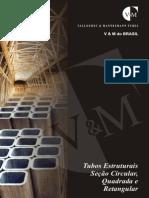Catálogo de Tubos Estruturais VMB