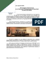 Congreso Panamericano de Seguridad Privada