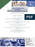 IERAL-Informe de Coyuntura Nº923